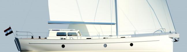 visualisatie jachtbouw
