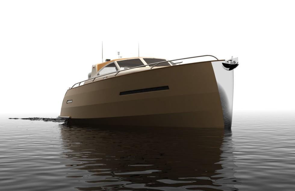 Visualisatie scheepsbouw