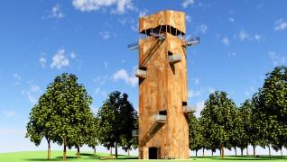 Constructie visualisatie, Specials, Kunstwerken, Architectuur.