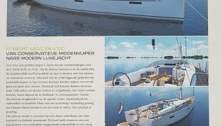 * Visualisaties C-Yacht in blad Zeilen.
